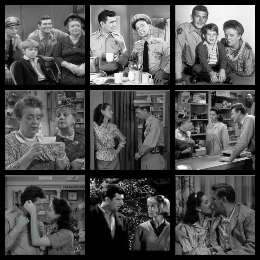 The Andy Griffith Show (4/6)