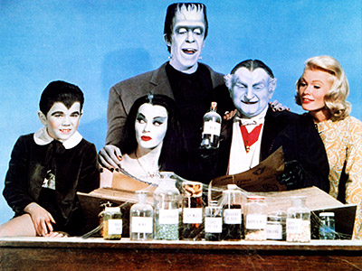 The Munsters (5/6)