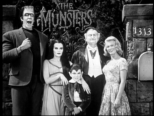 The Munsters, a wholesome American Family