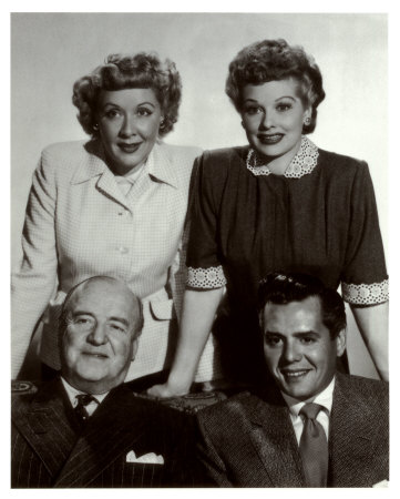 I Love Lucy (4/6)