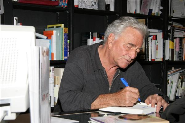 To Peter Falk and our lieutenant (5/6)