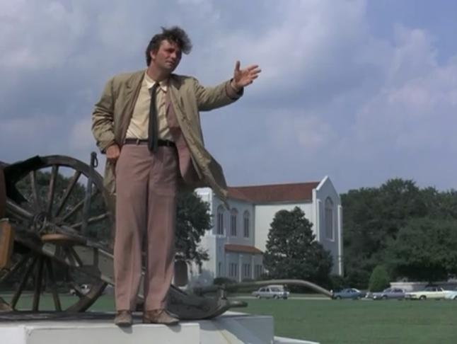 Columbo: By Dawn's Early Light (4/5)