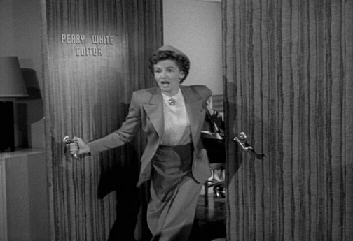 Original Lois Lane, Phyllis Coates