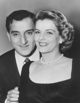 with Marjorie Lord