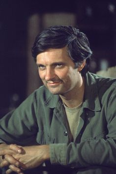 Alan Alda as Hawkeye
